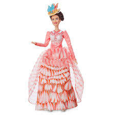 Mary Poppins Doll Barbie Signature Mary Poppins Returns ShopDisney