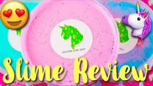 100 HONEST UNIICORN SLIME SHOP REVIEW