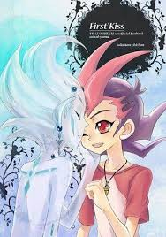 Yuma Tsukumo Deck Manga by Yu Gi Oh Zexal Doujinshi Astral X Yuma First Kiss Keyshipping