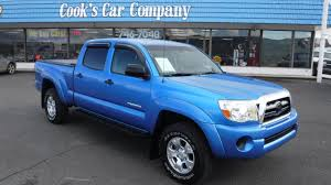 2008 Toyota Tacoma SR-5 Crew Cab Long Bed 4×4 Electric Blue ... 2005 Used Toyota Tacoma Access 127 Manual At Dave Delaneys Wikipedia Trucks For Sale Quoet Toyota Ta A Car Pickup Honduras 2004 Toyota Tacoma Mediacabina Craigslist Used Trucks 44 Bestwtrucksnet 2015 Price Photos Reviews Features Lively Buy Xtracab 2016 Review Consumer Reports Extended Cab Online 10 Best 2014 Autobytelcom 2011 Sr5 Trd Sport Crew With Sunroof 1owner