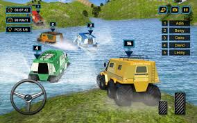 100 Racing Truck Games Offroad 8 Wheeler Russian Outlaws 3D By Prism Apps