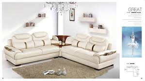 Iexcellent Designer Corner Sofa Bedeuropean And American Style Sofarecliner Italian Leather Set Living Room Furniture