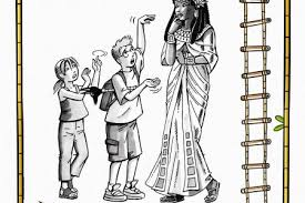 Magic Tree House Character Coloring Pages