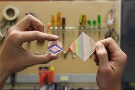 Spectrom 3D Full Color Printing Sample