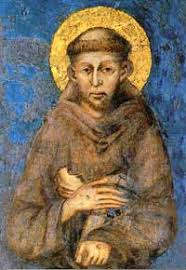 about st francis of assisi story prayers pictures