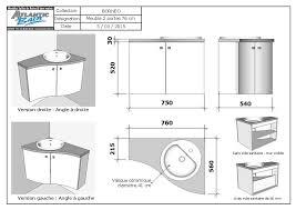 hauteur standard lavabo salle de bain gelaco