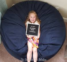 Giant Bean Bag Chair Tutorial | So Much To Make Iron Clouds The Better Bean Bag Purple Papasan Faux Fur Inflatable Technology Accelerator Lab Vangard Concept Offices Best Bean Bag Chairs Ldon Evening Standard 6 Tips On How To Clean A Chair Overstockcom 2 Seater Gery Sofa Designer Couch Grey Fabric Styling As Told By Michelle Top 10 Chairs Recommended Experts Arat Comfortable Chair Pouf Adult Size Etsy Blog Sofas For Smart Modern Living Page Beanbag Large Flaghouse Mack Milo Armless Reviews Wayfair