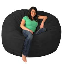 Giant Memory Foam Bean Bag 6-foot Chair Top 10 Bean Bag Chairs Of 2019 Video Review Attractive Young Woman Lying On Red Square Shaped Beanbag Sofa Slab Red 3 Sizes Candy Chair Us 2242 41 Offlevmoon Medium Camouflage Beanbags Kids Bed For Sleeping Portable Folding Child Seat Sofa Zac Without The Fillerin Real Leather Modern Style Futon Couch Sleeper Lounge Sleep Dorm Hotel Beans Velvet Plain Collection Yogibo Family Fun Fniture 17 Best To Consider For Your Living