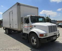 2000 International 4700 Box Truck | Item DD5750 | SOLD! July...