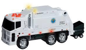 100 Trick My Truck Games Amazoncom Daron NYC Motorized Sanitation Toys