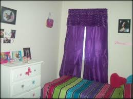 Walmart Curtains For Bedroom by Your Zone 5 Piece Poodle Girls Bedroom Curtain Set Walmart Com