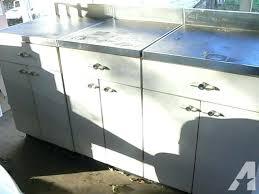 Vintage Metal Kitchen Cabinets Manufacturers by Vintage Metal Kitchen Cabinets Manufacturers Vintage Metal Kitchen