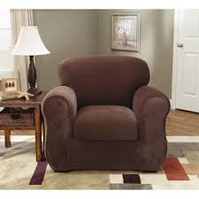 Sofa Chair Covers Walmart by Living Room Reclining Sofa Slipcover Couchcovers For Sectional