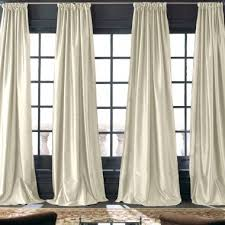 Velvet Curtain Panels Target by Made To Measure Crushed Velvet Curtains Ivory Gray Design Ideas