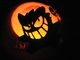 Pokemon Pumpkin Patterns by Gastly Pokemon Pumpkin Carving Images Pokemon Images