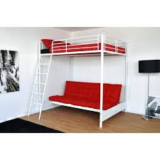 lit avec canapé lit mezzanine 2 places 140 190 fabulous finest best photo lit