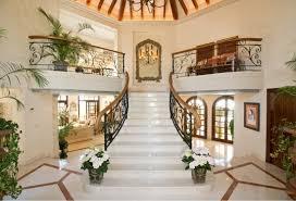 villas à marbella 10 éblouissants halls d entrée et volées d