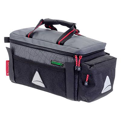 Axiom Seymour Oceanweave P9 Trunk Bag - Gray/Black, XX-Large