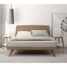 Sweet Mid Century Modern King Bed