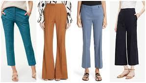 Stylish Summer Dress Pants Linen The Last Resort