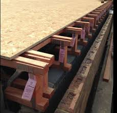 Tji Floor Joist Span by 100 Floor Joist Span Tables Uk Loft Insulation And Storage