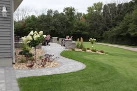 Walkways - Walkway Design - Rochester MN Landscaping - Sidewalk Ideas 44 Small Backyard Landscape Designs To Make Yours Perfect Simple And Easy Front Yard Landscaping House Design For Yard Landscape Project With New Plants Front Steps Lkway 16 Ideas For Beautiful Garden Paths Style Movation All Images Outdoor Best Planning Where Start From Home Interior Walkway Pavers Of Cambridge Cobble In Silex Grey Gardenoutdoor If You Are Looking Inspiration In Designs Have Come 12 Creating The Path Hgtv Sweet Brucallcom With Inside How To Your Exquisite Brick