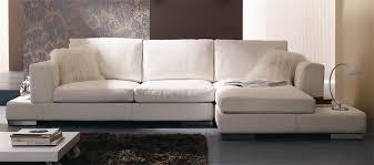 canapé tissu blanc comment choisir un canapé