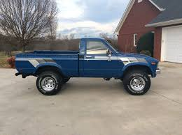 1981 Toyota Pickup 4x4 Low Original Miles Used Toyota Trucks Sale Owner In Maryland Car Owners Manual 1993 Pickup Deluxe Regular Cab 4x4 In Black 146083 Davis Autosports 2004 Tacoma Crew Trd For Top Of The Line 1983 Sr5 For Sale 100953230 1999 Georgetown Auto Sales Ky 2017 Pro Photos And Info News Driver Nissan Atlas Double Reviews 2019 20 1988 Toyota 4x4 Sold Youtube Garnet Red Pearl Extended 4621434 Truck Creative Toyota On 1985 Pickup With 22000 Original Miles