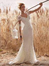 Rustic Style Wedding Dresses Gown 0H109ARW