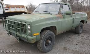 1986 Chevrolet K30 Pickup Truck | Item DE3337 | SOLD! Januar...