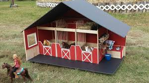 How To Make A Doll Barn - YouTube 3d Wooden Puzzle Toy How To Make A Farm Barn Youtube Woodworking Building Plans Barn A Tour Of My Homemade Sleich From Craft Sticks And Box Breyer Freestanding Horse Fencing Wooden Robot Toy Dollhouse Montessori Wood Build Set Disassemble Brick Little Red Cboard Joyfully Weary Playmobil Animals Toys Sets Videos Collection Stable For Kids Crafts Pinterest Car Garage Download Free Print Ready Pdf Diy Tutorial Cboard Box Boxes Diy Stall Dividers