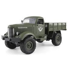 100 Remote Control Trucks For Kids Mini Truck 4 Wheel Drive Jeep RC Crawler Car Off Road