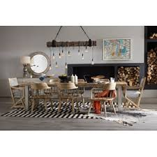 Urban Elevation 9 Piece Extendable Dining Set