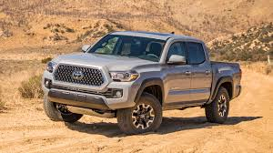 2018 Toyota Tacoma TRD Off-Road Review: An Apocalypse-Proof Pickup ...