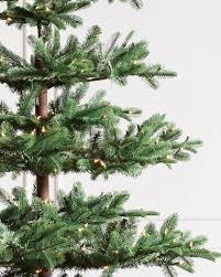 Popular Artificial Silver Tip Christmas Tree by Mountain Fir Balsam Hill