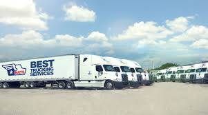 100 North American Trucking Logistics Transport Services
