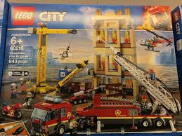 SPOTTED: 2019 LEGO City Sets Now Available In Canada Amazoncom Lego City Fire Truck 60002 Toys Games Lego 7239 I Brick Station 60004 With Helicopter Engine Ladder 60107 Sets Legocom For Kids My 4x4 Building Set Ages 5 12 Shared By Fire Truck Other On Carousell Man Lot 4209 7206 7942 4208 60003 Young Boy Playing With A Wooden Table City Fire Ladder Truck Brubit