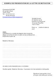 Lettre De Motivation Promotion Interne Lettres Modeles En Modeles Lettres De Motivation Lettre Type Pour Psco