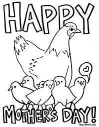 Coloring Page Mothers Day Holidays And Special Occasions 173