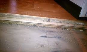 Unlevel Floors In House by Replacing A Door Threshold U2013 Somewhat Abstract