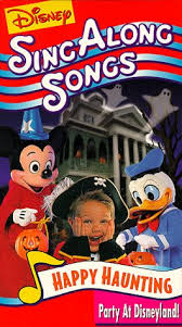 The Haunted Pumpkin Of Sleepy Hollow 2003 by Disney Sing Along Songs Happy Haunting Party At Disneyland