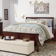 King Platform Bed With Tufted Headboard by Bedroom King Size Platform Bed Frame With Storage Bed Frames