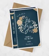 Wedding Invitation Books