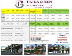 Ground Floor Casting Means by Patna Green Housing Pvt Ltd Real Estate Plotting Duplex