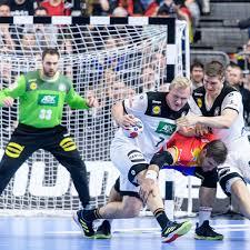 HandballWM 2019 Deutschland Besiegt Spanien Und Wird Gruppensieger