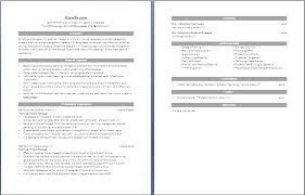Project Management Skills Resume Manager For In Technical