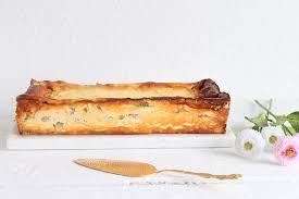 rhabarberkuchen rhabarber quarkkuchen ohne mehl und ohne fett