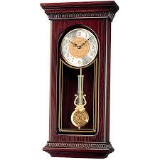 Seiko Deluxe Large Pendulum Wall Clock