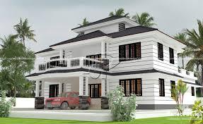 100 Home Designed BEAUTIFUL KERALA HOME DESIGN AT MALAPPURAM Kerala Design