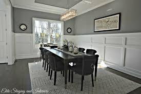 Decorating A Room With Dark Hardwood And Gray Walls